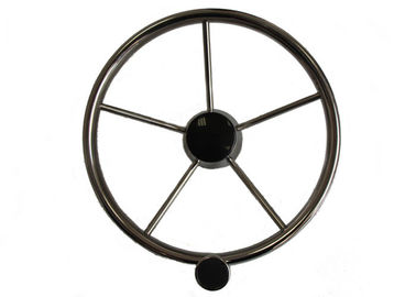 China Nautical Sailboat Steering Wheel Great Rust Resistance In Diameter Of 10mm factory