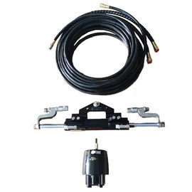 China ZA0350 Version 2.0  Marine Hydraulic Steering Kit for engines up to 600HP factory